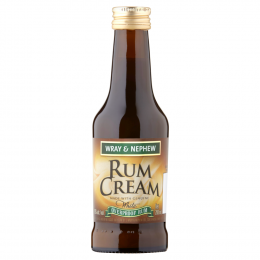 Wray & Nephew Rum Cream 20cl