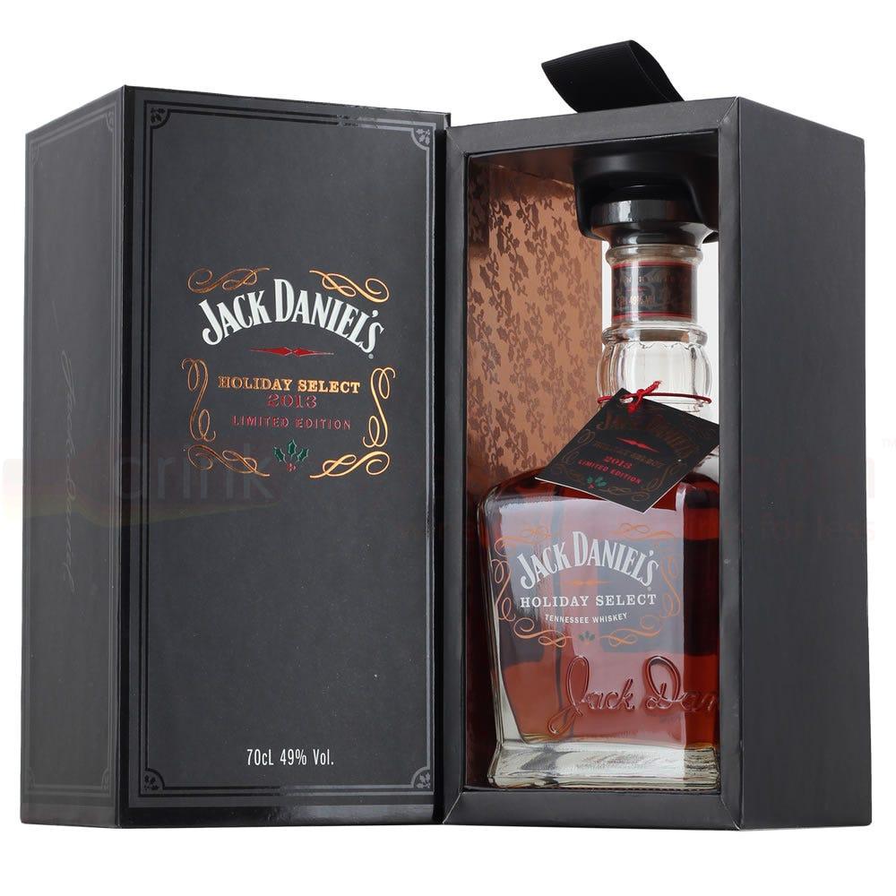 Jack Daniel\'s Holiday Select 2013 Whiskey 70cl - DrinkSupermarket