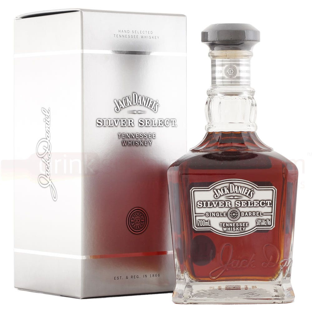 Jack Daniel S Silver Select Whiskey 70cl Drinksupermarket