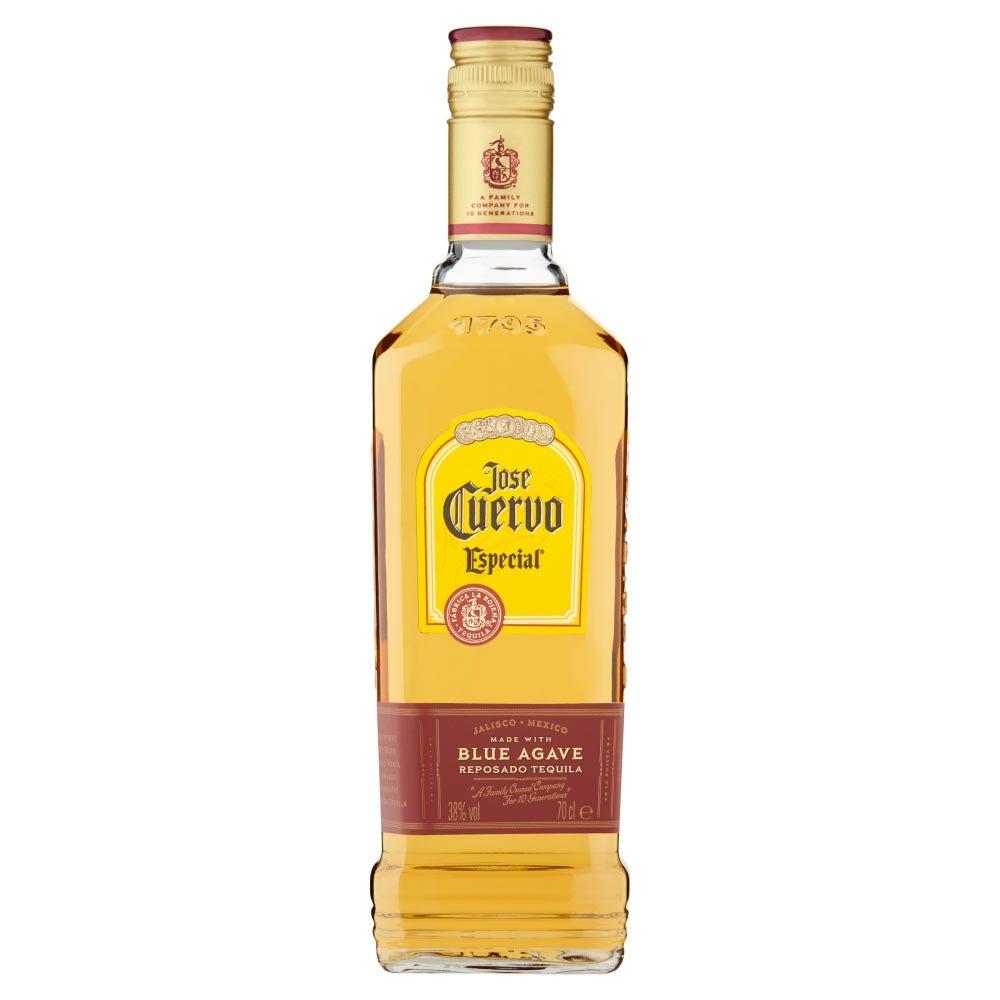 Jose Cuervo Especial Gold Reposado Tequila 70cl Drinksupermarket
