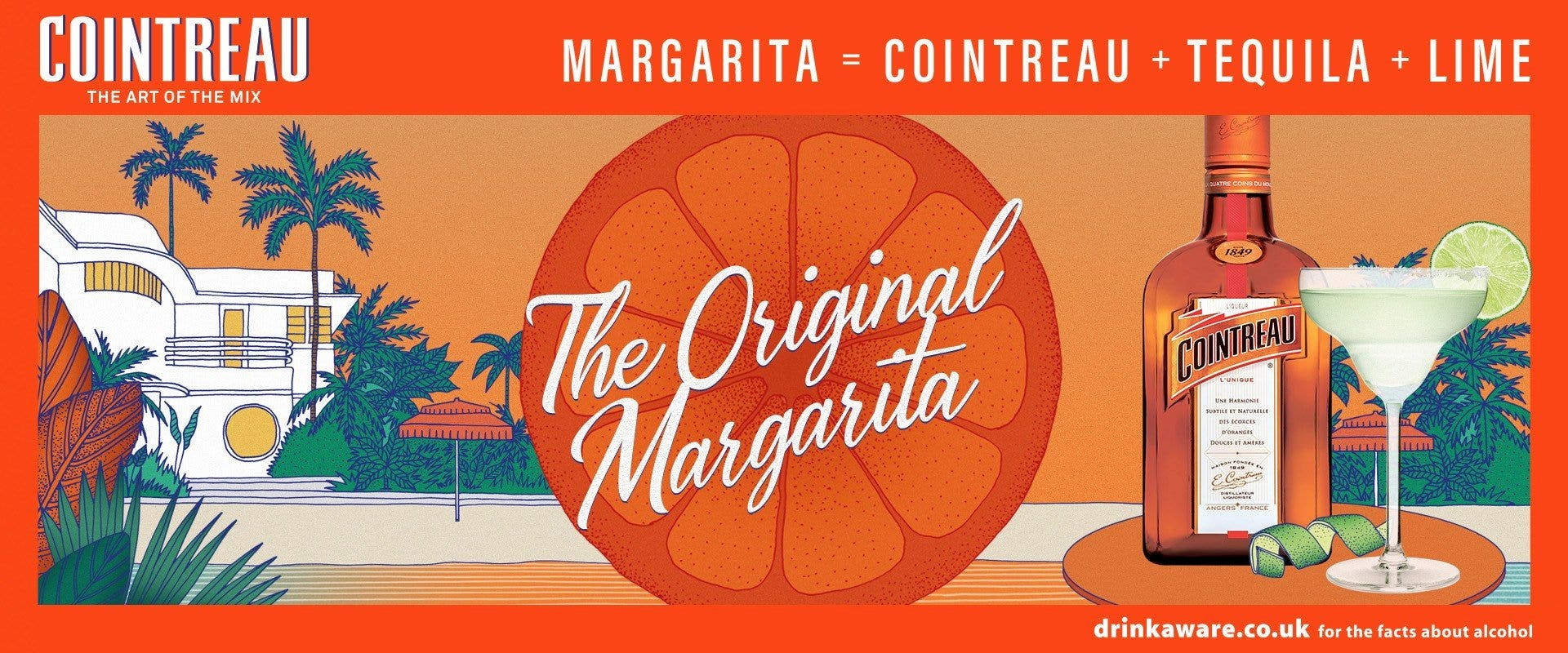 Cointreau - The Art of The Mix