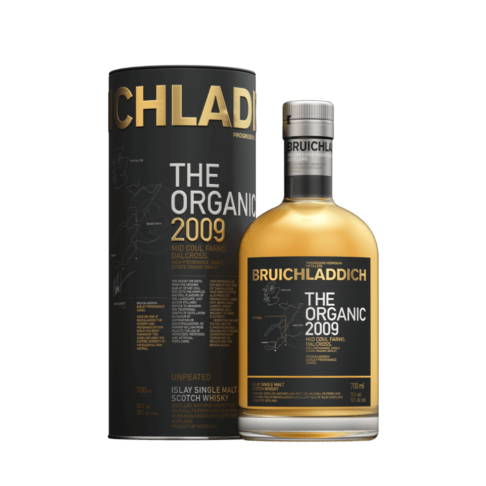 THE ORGANIC WHISKY 2009