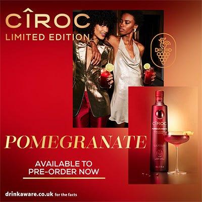 2021 10 08 Ciroc Pomegranate Pre Order