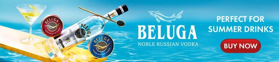 2021 10 11 Beluga Noble Vodka