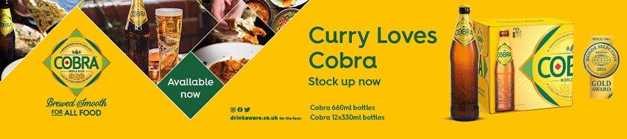 2021 10 11 Cobra Curry Week