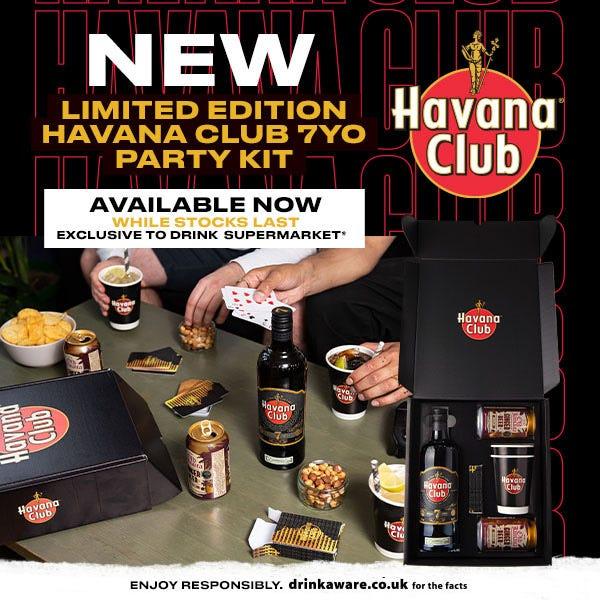 2021 10 11 Havana Club Party Kit