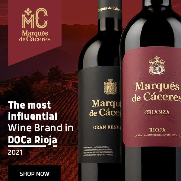 2021 10 11 Marques De Caceres The Best Wine Rioja