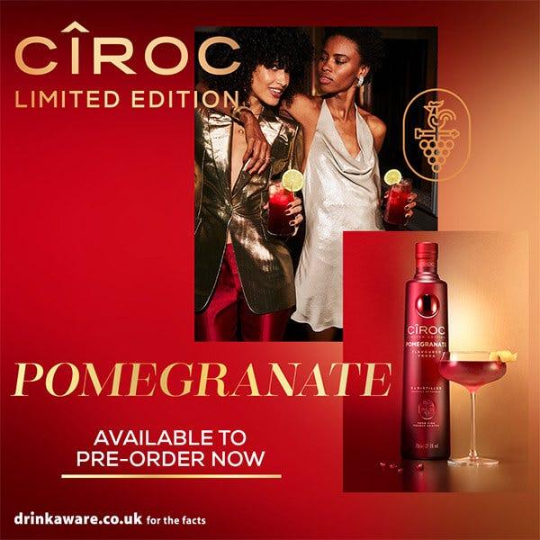2021 10 18 Ciroc Pomegranate Pre Order